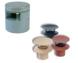 PVC отдушници и клапани